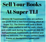Special Opportunity for Published Toastmasters