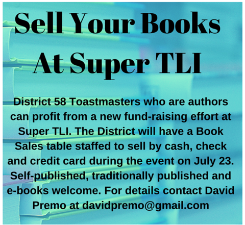 Sell Your Books no comma