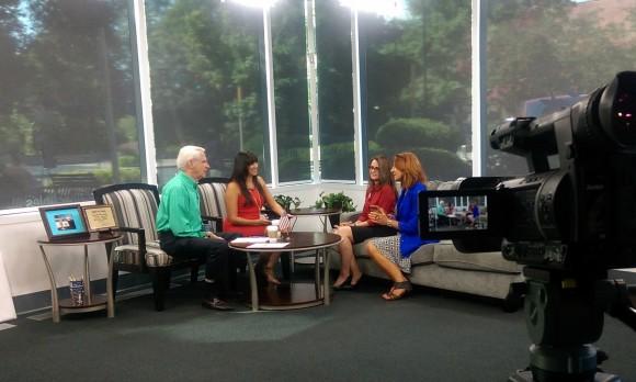 'Your Carolina' with Jack Roper interviews Wynne Smith and Dana Swarner